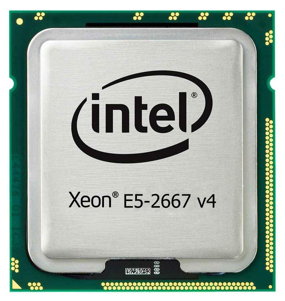 E5-2667v4